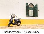 bari  italy   september 10 ... | Shutterstock . vector #495538327
