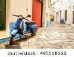 bari  italy   september 10 ... | Shutterstock . vector #495538333