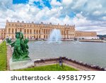 Ponds Water Parterres   Statue...