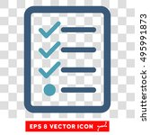 vector checklist eps vector...