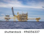 origin of world energy and... | Shutterstock . vector #496056337