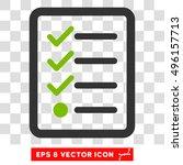 vector checklist eps vector...