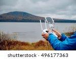 Remote Control Of A Drone...
