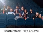 bomb movie out. shot of a... | Shutterstock . vector #496178593