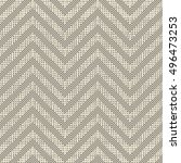 seamless abstract pattern with... | Shutterstock .eps vector #496473253