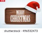 Christmas Greeting Board. Merr...