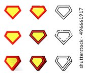 Collection Of Nine Superhero...