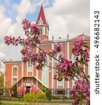 Small photo of Temple Seventh-day Adventist community in Kiev in spring
