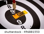 client | Shutterstock . vector #496881553