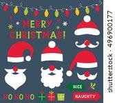 Christmas Clipart Vector Set ...