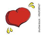3945 simple heart clip art free | Public domain vectors