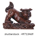 Chinese Foo Dog  Also Called A...