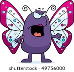 Angry Butterfly