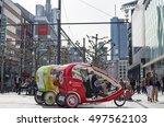 Bike Taxis In Frankfurt City ...