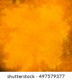 abstract orange background... | Shutterstock . vector #497579377