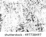 vector grunge texture.... | Shutterstock .eps vector #497738497