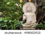 buddha statue | Shutterstock . vector #498002923