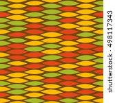 vector rastafarian snake skin...   Shutterstock .eps vector #498117343
