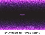 abstract bright purple shimmer... | Shutterstock .eps vector #498148843