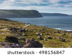 Cape Spear Rocky Coastline
