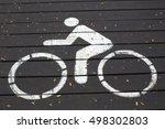 bike | Shutterstock . vector #498302803