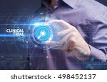 business  technology  internet... | Shutterstock . vector #498452137