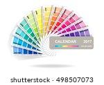 color guide calendar 2017.