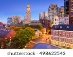 Boston  Massachusetts  Usa...