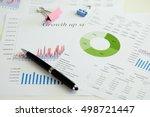 sale efficency document ... | Shutterstock . vector #498721447