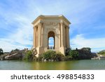 architectural style and... | Shutterstock . vector #498854833
