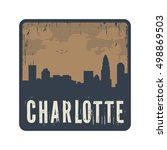 grunge vintage stamp with text... | Shutterstock .eps vector #498869503