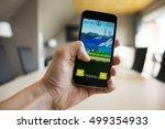 lendelede  belgium   september... | Shutterstock . vector #499354933
