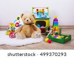 toys collection   Shutterstock . vector #499370293