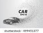 car illustration transforming... | Shutterstock .eps vector #499451377