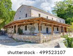church of zoodochos pigi in... | Shutterstock . vector #499523107