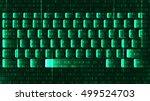 computer keyboard and matrix...