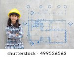building  childhood  developing ... | Shutterstock . vector #499526563