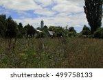 villarica chile | Shutterstock . vector #499758133