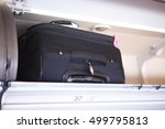 passenger baggage stow in the... | Shutterstock . vector #499795813
