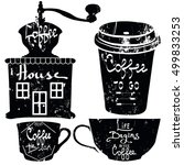 coffee.vector illustration....   Shutterstock .eps vector #499833253