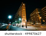 Buildings At Dupont Circle At...