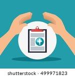 medicine report table | Shutterstock .eps vector #499971823