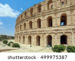 Amphitheater Of El Djem  ...