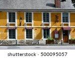 saint wandrille rancon  france  ... | Shutterstock . vector #500095057