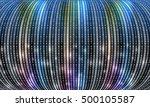 futuristic vector backdrop and...   Shutterstock .eps vector #500105587