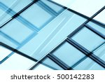 all over glazing. modern... | Shutterstock . vector #500142283