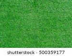 artificial grass. | Shutterstock . vector #500359177