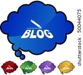blog   Shutterstock .eps vector #50044075