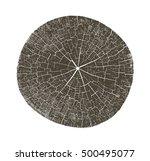 Vector Wood Texture Cross...
