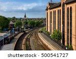 Harrogate Railway Station...